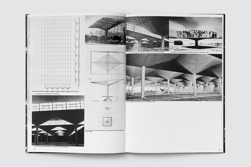 "The book ""Space of Production"" designed by PIN and published by EPFL - © Photograph: PIN, Swiss Design Awards Blog"