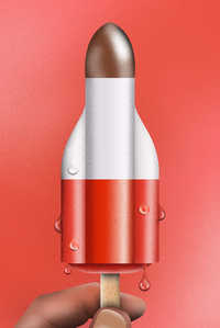 """Rakete"" - © © Alina Günter, Swiss Design Awards Blog"
