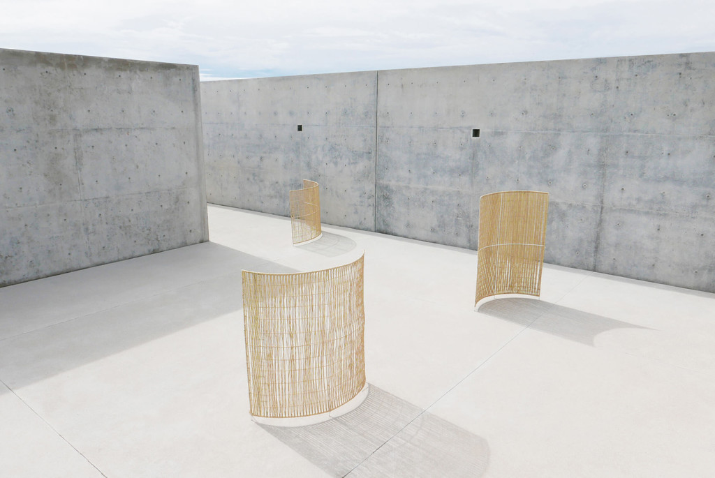 "Julie Richoz, ""Palma series"" developed with craftsman Don Pablo, Oaxaca, Mexico, 2017 - © Swiss Design Awards Blog"